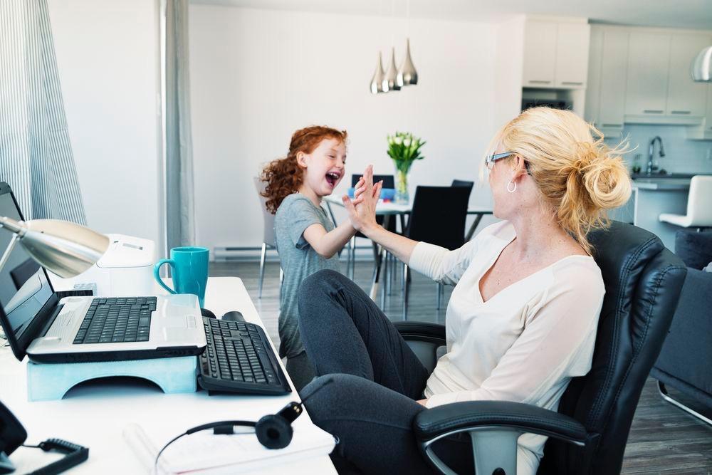 Working Moms Inspire Daughters
