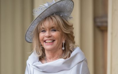 Dame Ann Gloag Honored as Dame Commander at Buckingham Palace