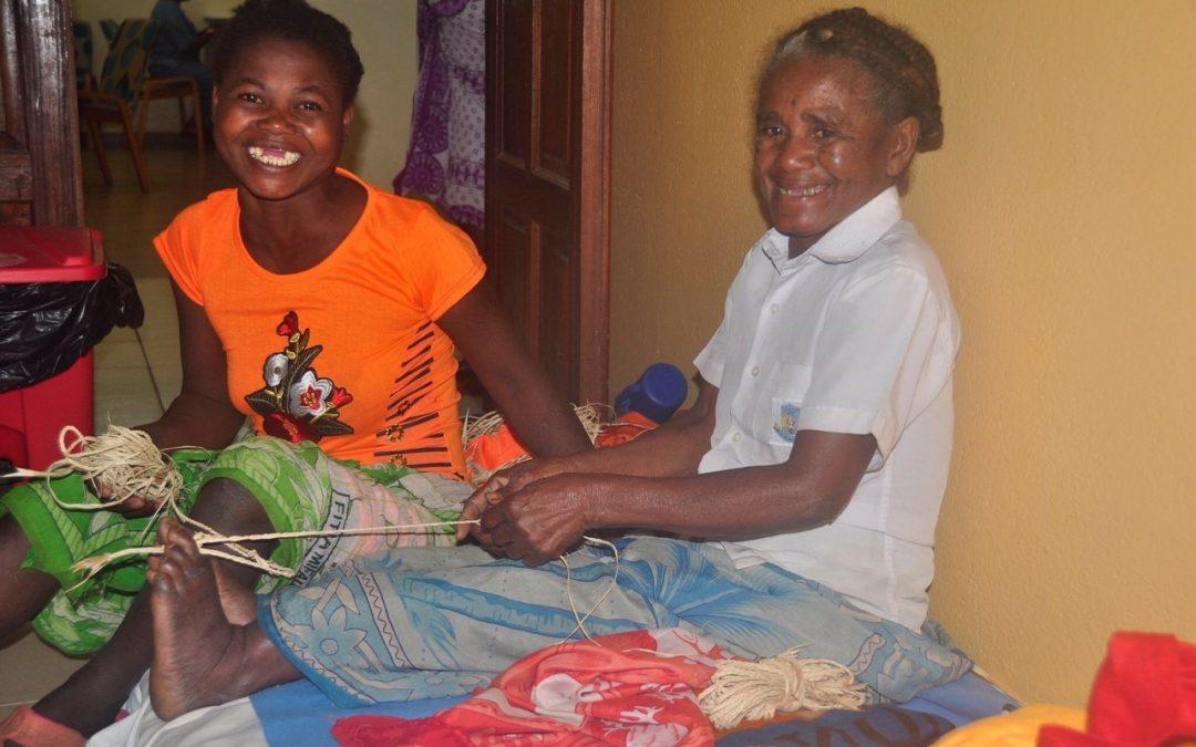 Successfully healed in Madagascar.