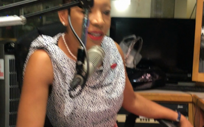 Dorthe Tate of Freedom From Fistula Interviewed on Radio 103.9 New York