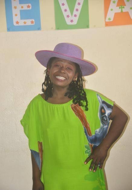 Rasoarimanana a former Fistula patient and now patient ambassador